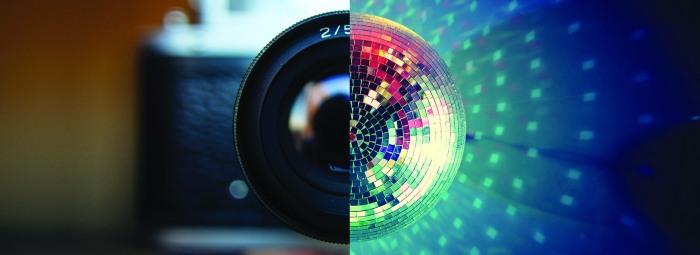 Master image camera ball